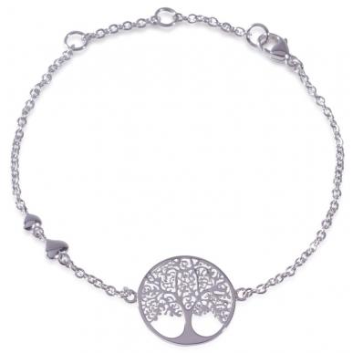 ANGELSVOICE Bracelet 925 arbre de vie