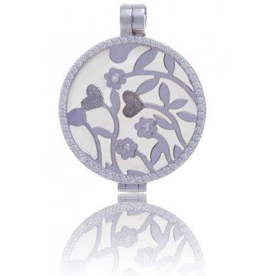 ANGELSVOICE Pendant 925 angel of strength