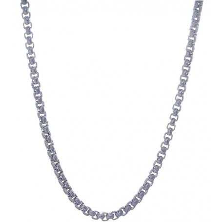 TRAUMFÄNGER Venezianer-Halskette Edestahl