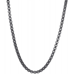 TRAUMFÄNGER Steel Venetian Chain Black
