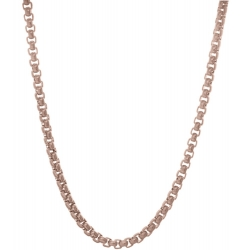 TRAUMFÄNGER Steel Venetian Chain Rose Gold Plated