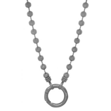 Traumfänger Steel Grey Plated Ball Chain