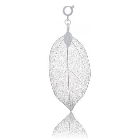 BLUMENKIND Stainless Steel Pendant Leaf