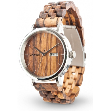 LAiMER Wood Watch ROBERTO