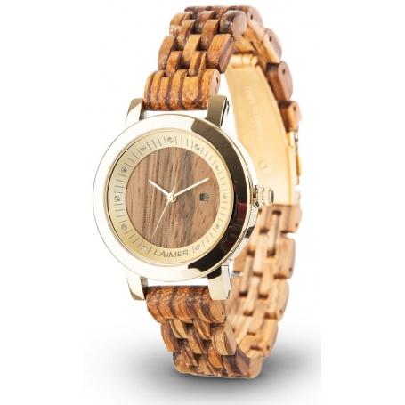 LAiMER Wood Watch JENNI