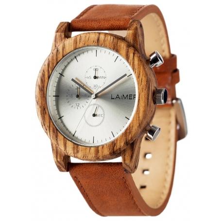 LAiMER Wood Watch PAUL