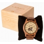 LAiMER Montre en bois ERIK GRAND EDITION