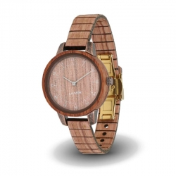 LAiMER Wood Watch ELVIRA