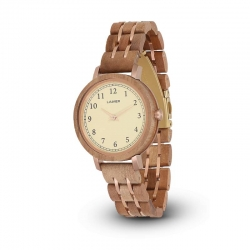 LAiMER Wooden Watch  EVA
