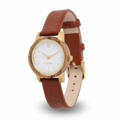 LAiMER Wooden Watch FELICIA