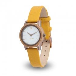 LAiMER Wooden Watch FLORA