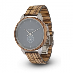 LAiMER Wood Watch FERDI