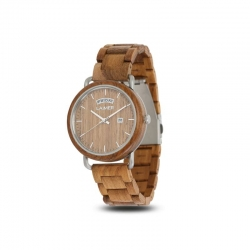 LAiMER Wooden Watch FILIPPO