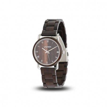 LAiMER Wooden Watch GERDA