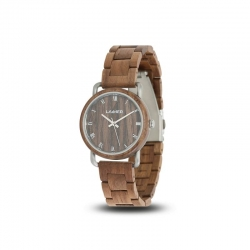 LAiMER Wooden Watch GABI