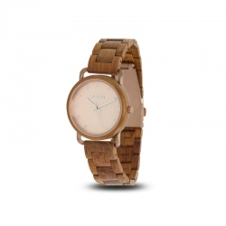 LAiMER Wooden Watch GINA