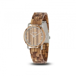 LAiMER Wooden Watch GRETA