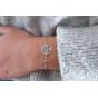 ANGELSVOICE Bracelet Tree of Life in silver 16+3cm