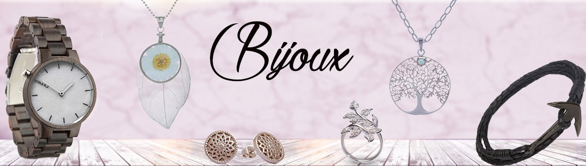 Bijoux pour Femmes et Hommes