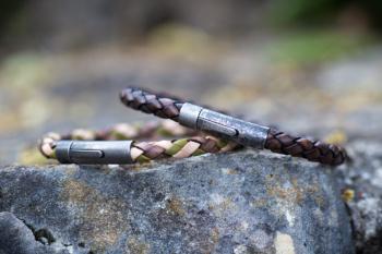 Bracelets cuir pour homme