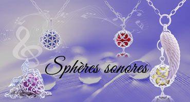 Bannière Sphères Sonores