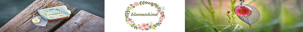 Banner Blumenkind