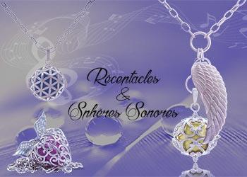 Réceptacles et Sphères Sonores